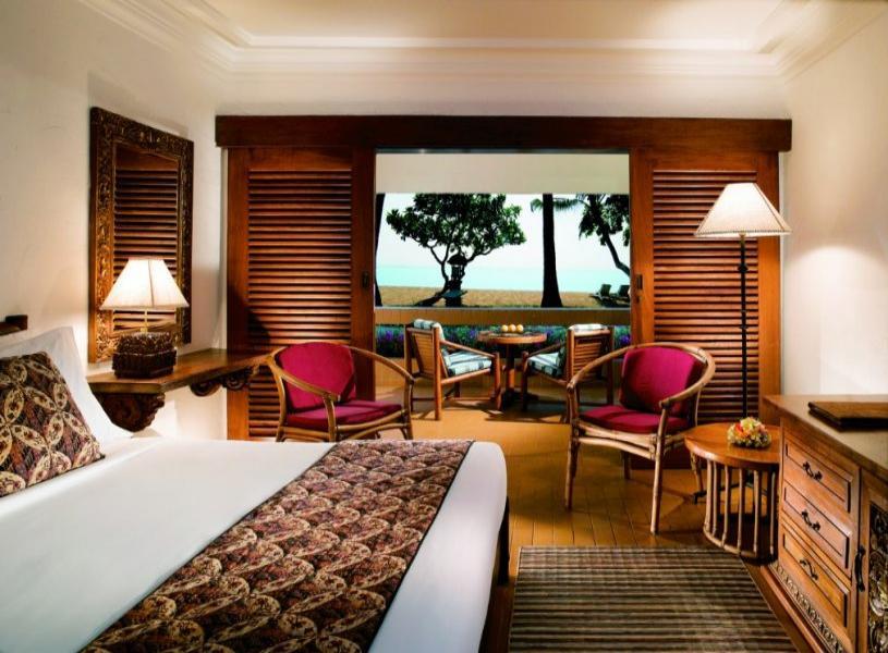 Bali Hyatt Hotel Room