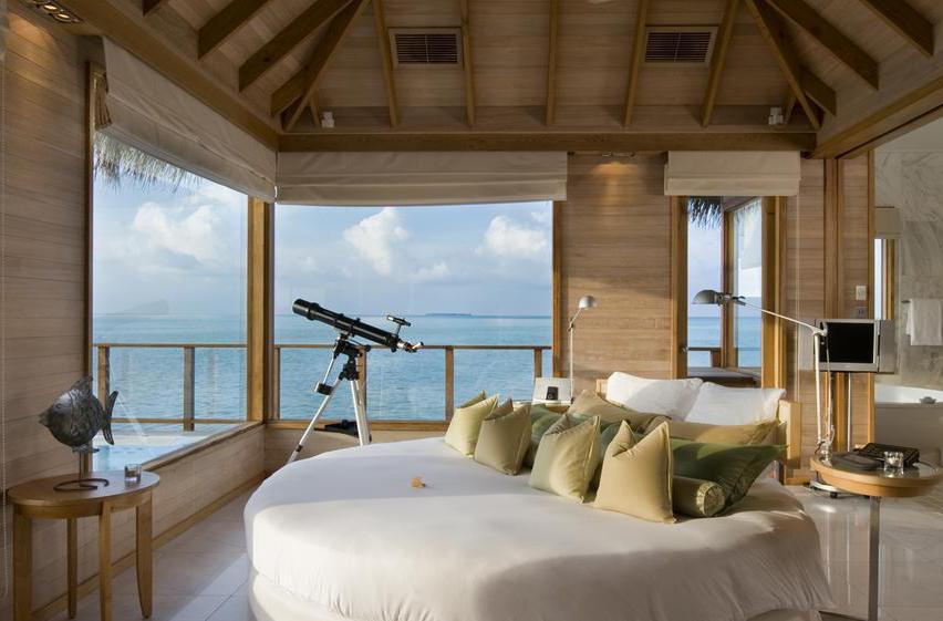Conrad Maldives Rangali Island 5 villa
