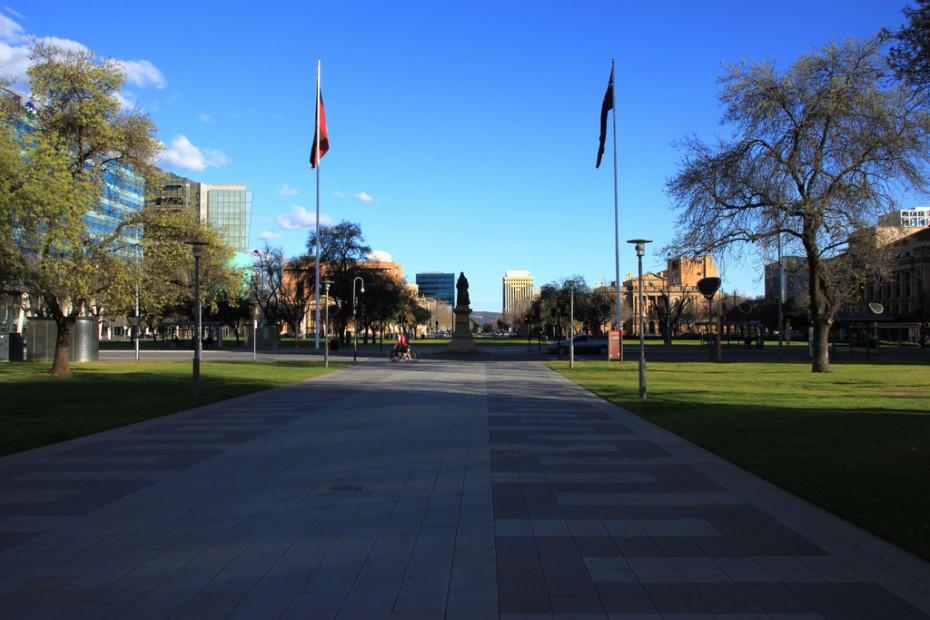 Viktorijas skvērs Adelaidā