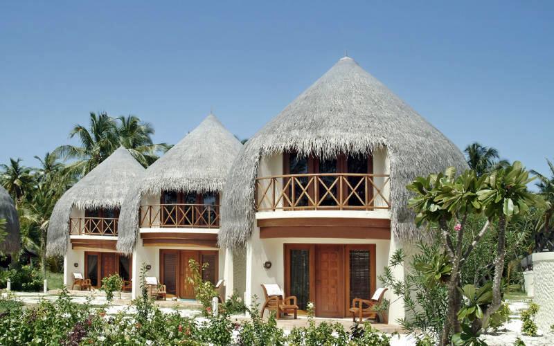 Bandos Island Resort villa