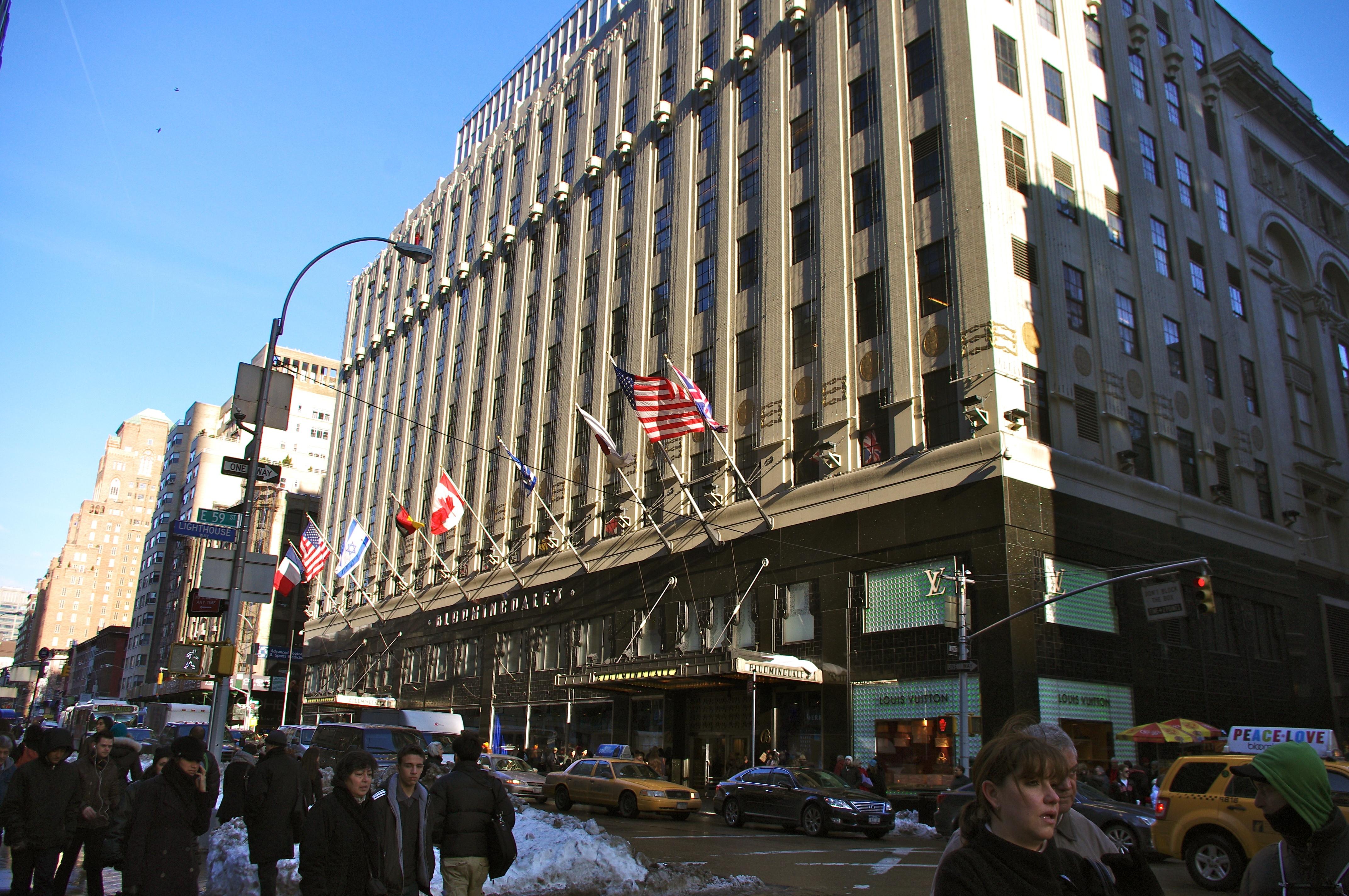 Bloomingdale's veikals Ņujorkā