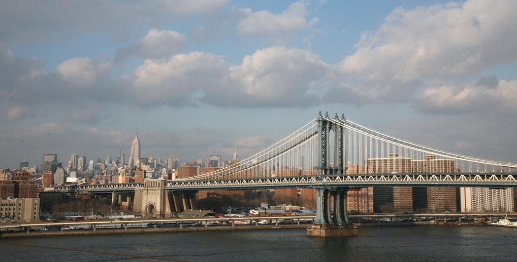 Bruklinas tilts, Ņujorka