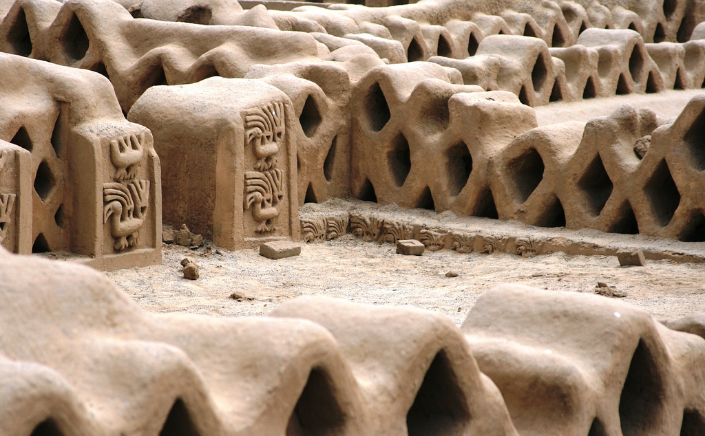 Čan Čan arheoloģiskais komplekss