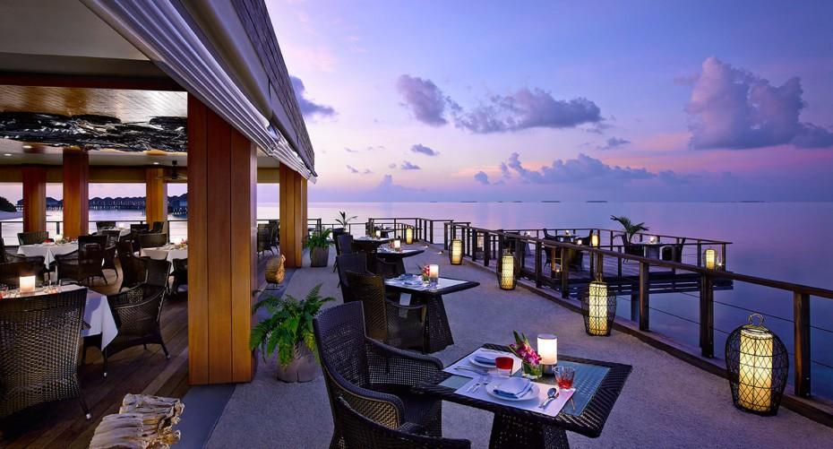 Dusit Thani 5* restorāns