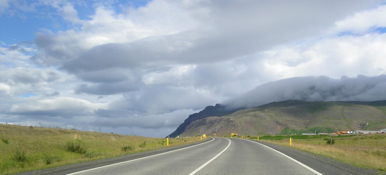 Patstāvīgs brauciens ar automašīnu pa Īslandi