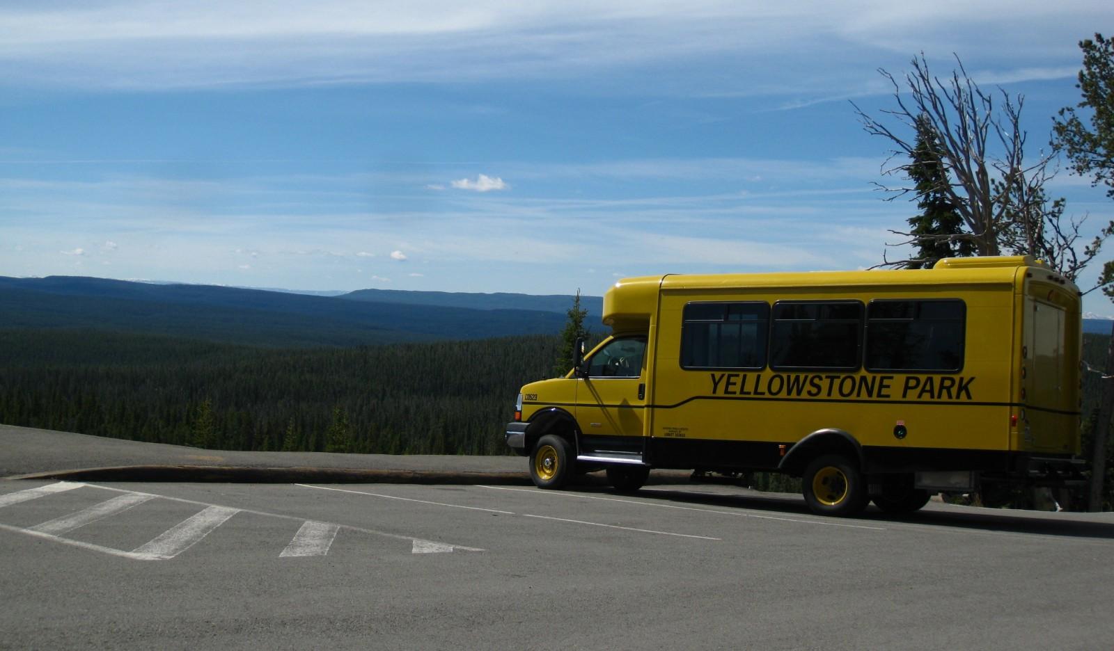 Jeloustonas Nacionalais parks