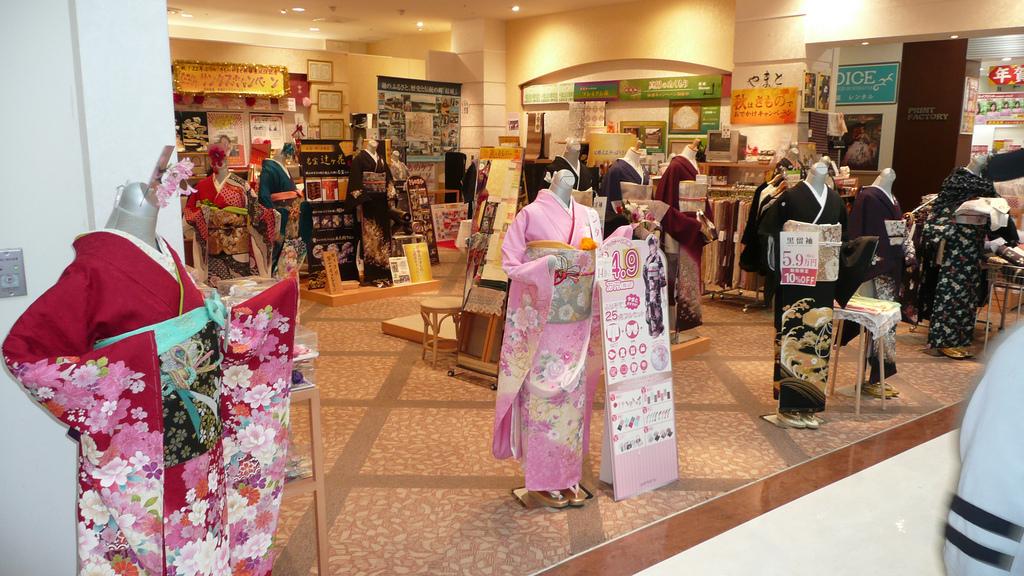 Kimono veikals