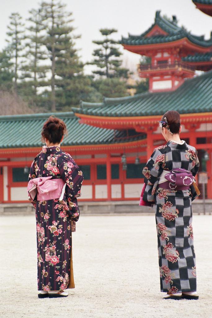 Kioto meitenes