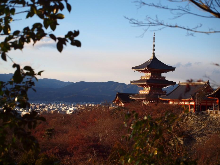 Kioto templis