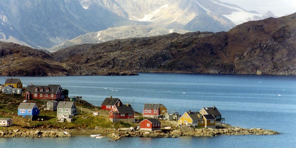 Kulusuk, Grenlande
