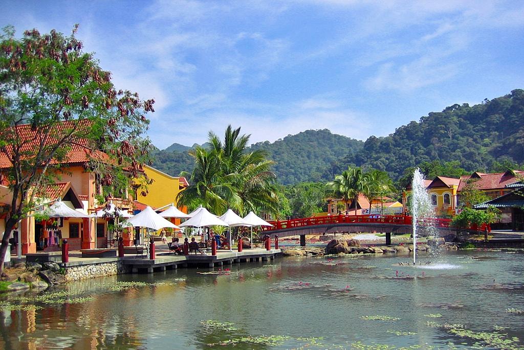 Malaizijas krāsas