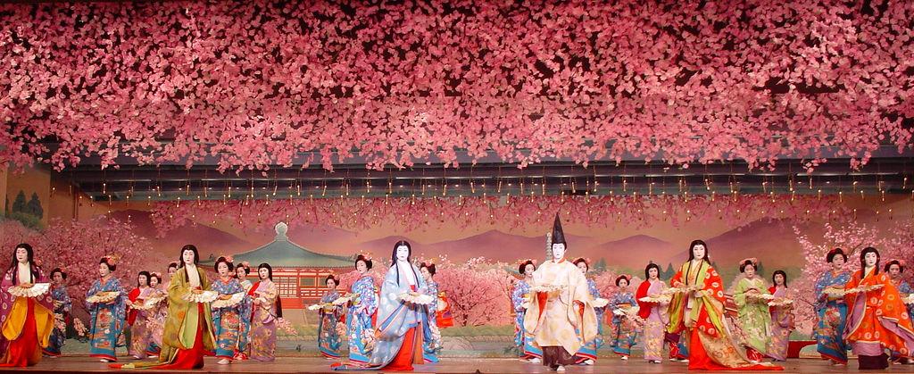 Pavasara deju svētki, Kioto