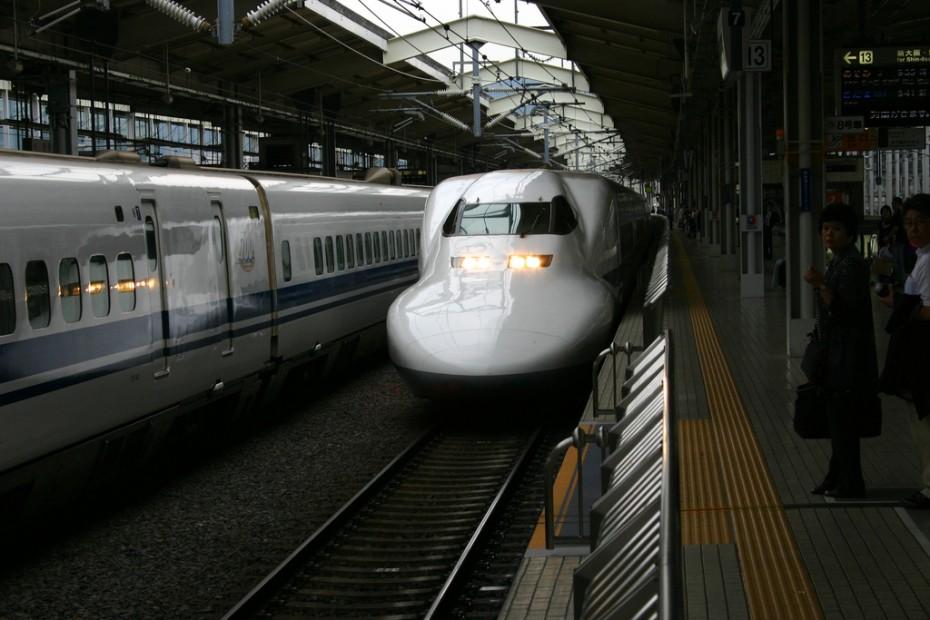Osaka vilciens