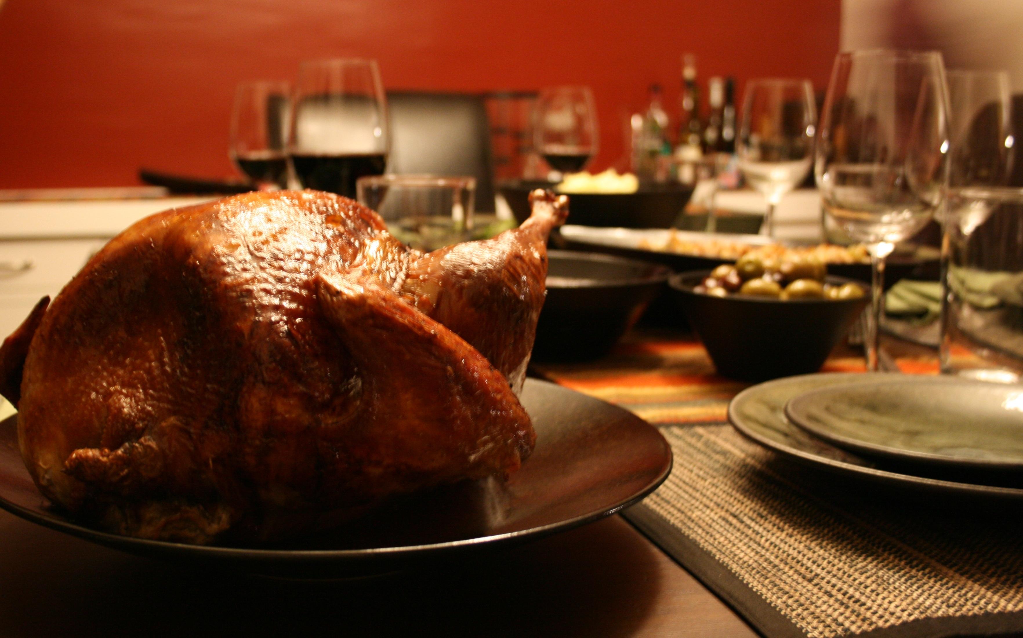 Pateicības dienas vakariņu neatņemama sastāvdaļa – tītars