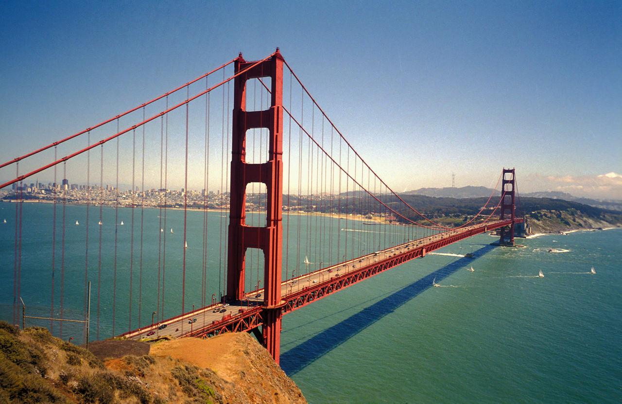 Sanfrancisko, Zelta Vārti