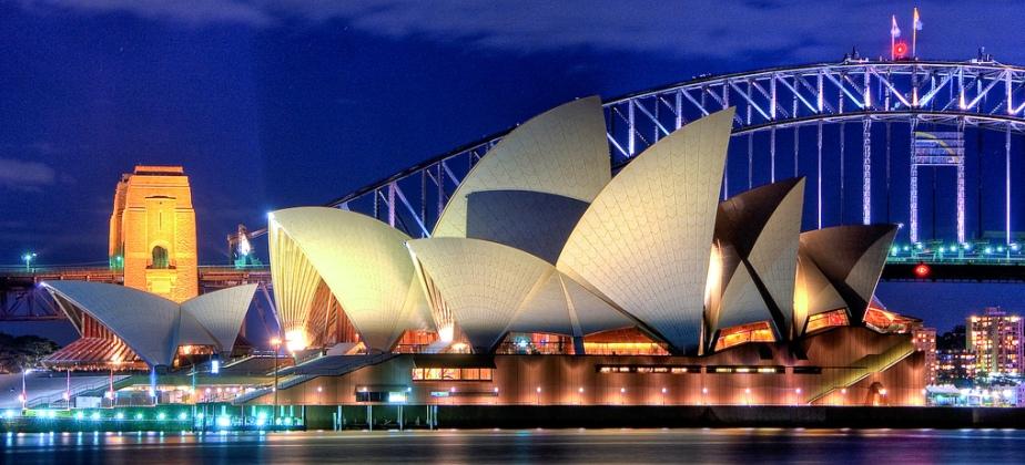 Austrālija: Unikālā Sidneja