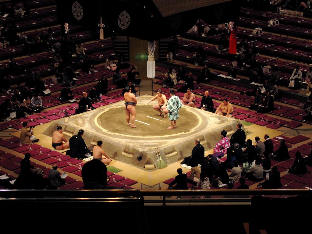 Sumo čempionats, Tokija