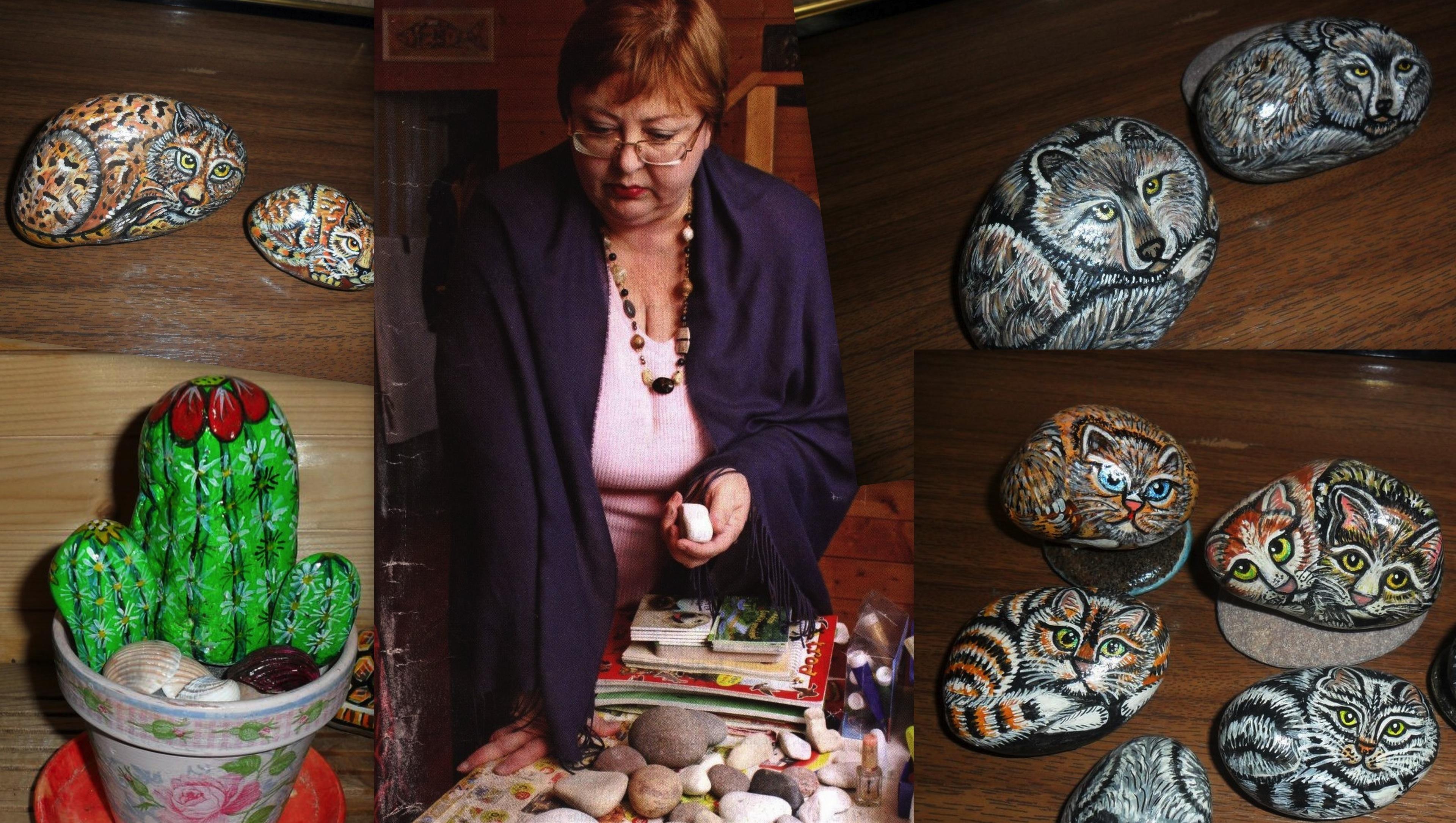 Татьяна Страутмале и её произведения искусства