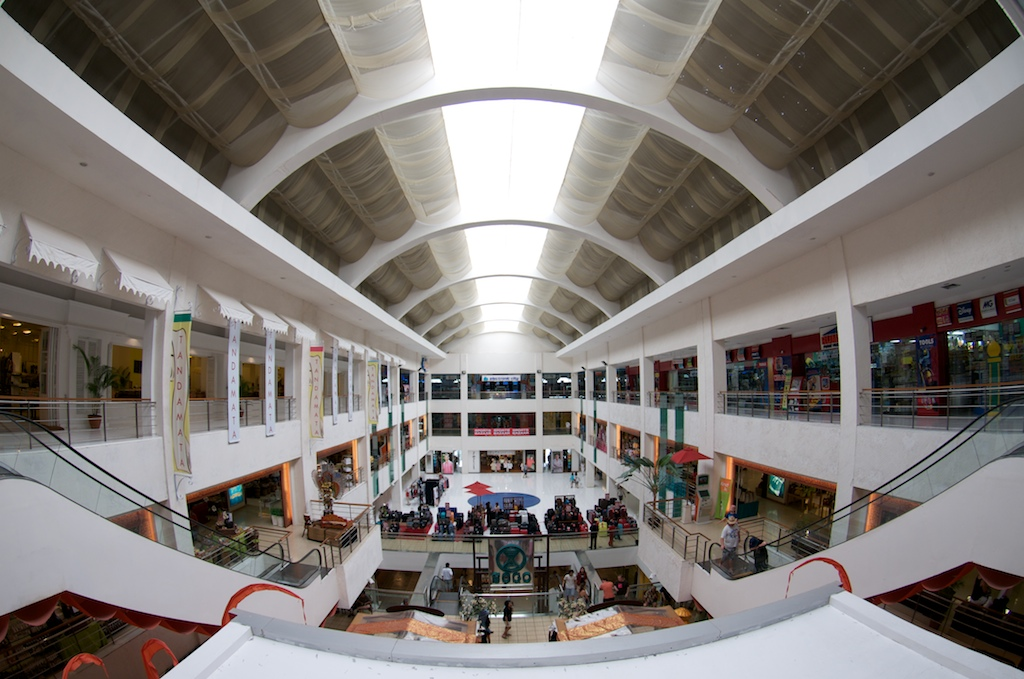 Bali tirdzniecības centrs Discovery Mall
