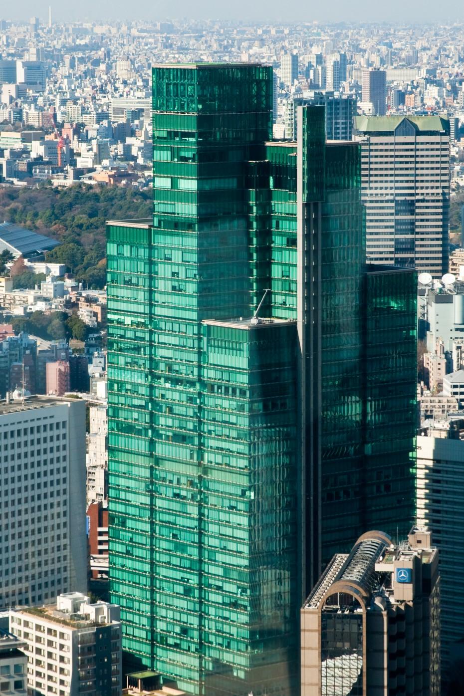 Tokija, debesskrāpis