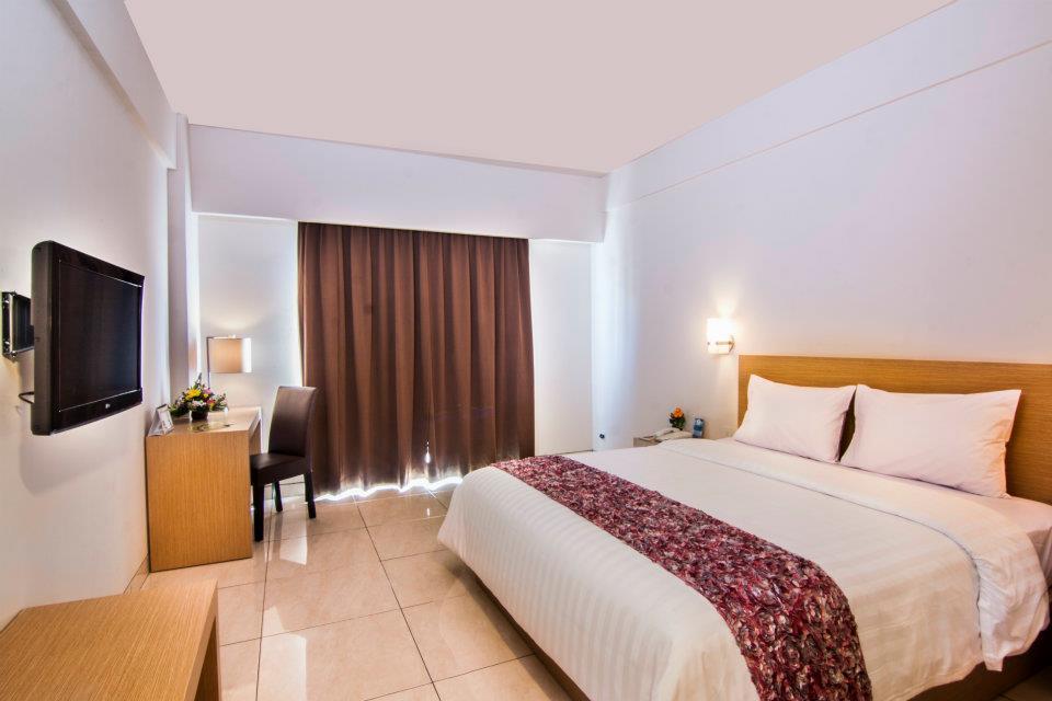 Deluxe numurs Tusita Bali viesnīcā