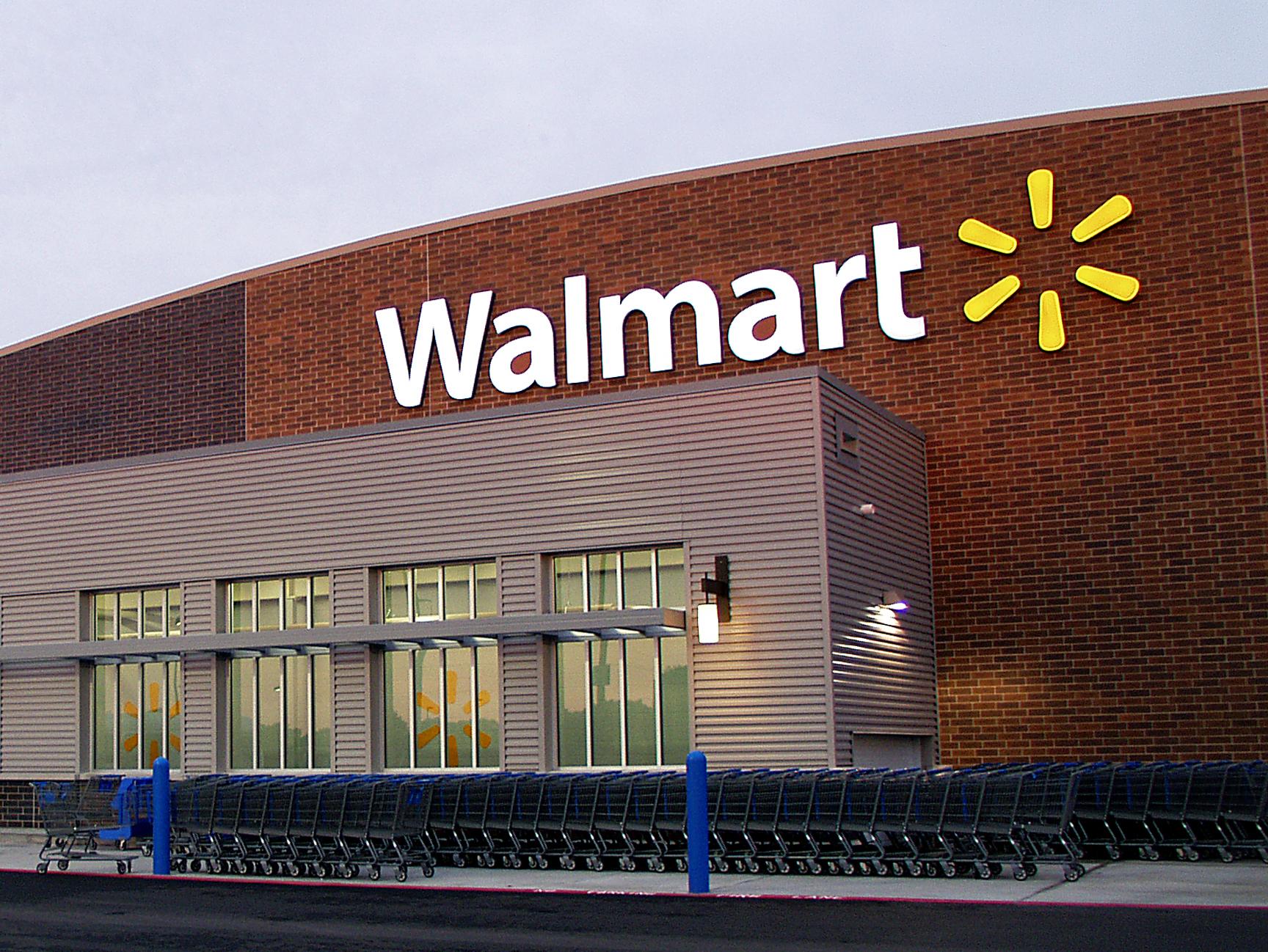 Walmart tīkla veikals